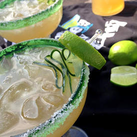 Cool Margarita Mule