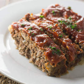Super Easy Meatloaf