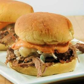 Reuben Sliders