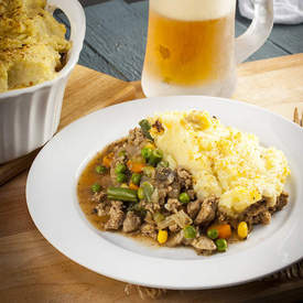 Skinny Turkey Shepherd's Pie