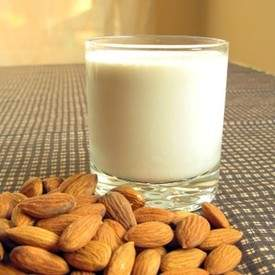 Raw Vegan Almond Milk