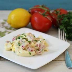 Chunky Healthy Egg Salad