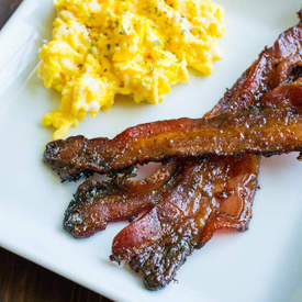 Brown Sugar Bacon