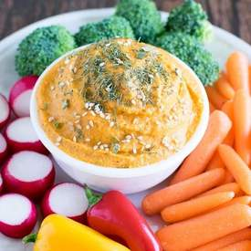 Simple Sweet Potato Dip