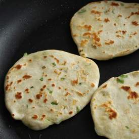 GREEN ONION PANCAKE RECIPE