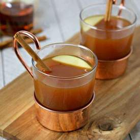 Hot Apple Cider Chai Tea