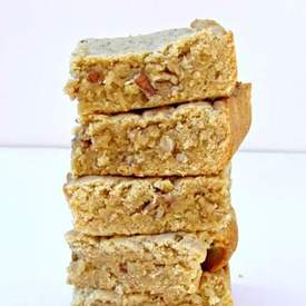 Pecan Oatmeal Cookie Bars