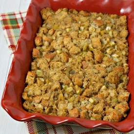 The Best Thanksgiving Stuffing