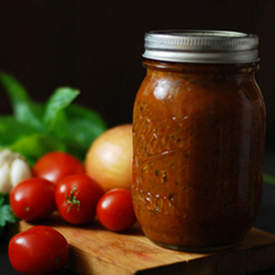 Marinara Sauce with Fresh Tomatoes