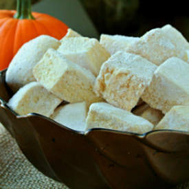Pumpkin Spice Marshmallows
