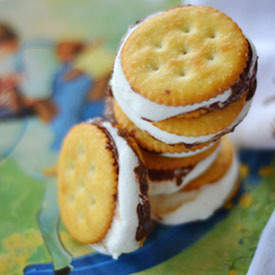 Ritzy S'mores