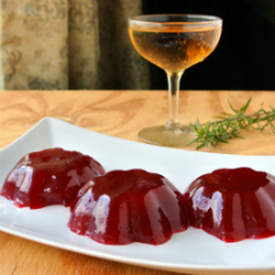 Ginger Ale Cranberry Sauce