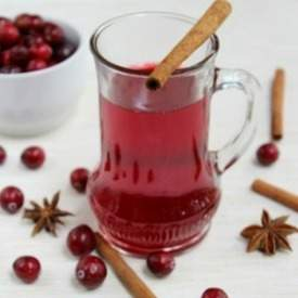 Cranberry Punch and Mulled Wine