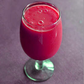 Red Beet Smoothie Recipe